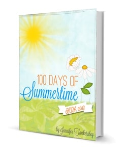 100 Days of Summertime eBook