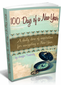 100 Days of a New Year 2013 eBook | ListPlanIt.com